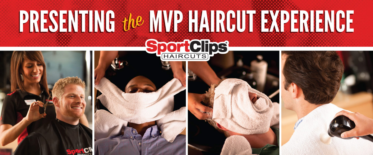 The Sport Clips Haircuts of St. Louis - South City  MVP Haircut Experience